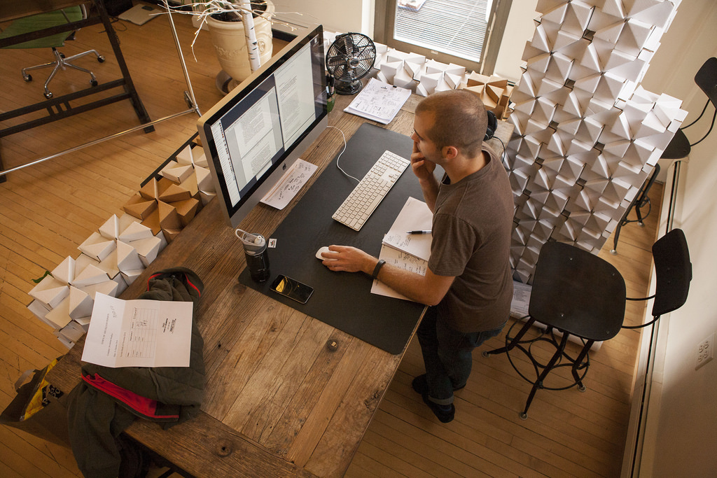 The Best Standing Desks For Programmers Coding Supply