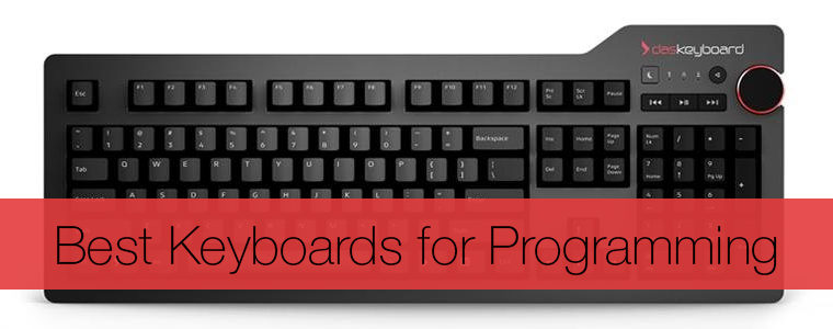 Best Keyboard for Programming (September 2018)